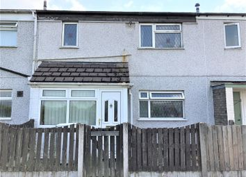 Thumbnail 3 bed terraced house for sale in Monyash Court, Glossop, Derbyshire