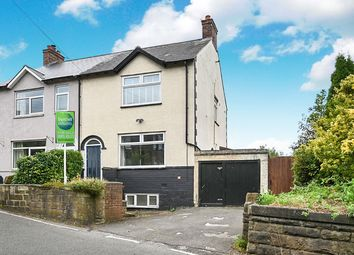 Thumbnail 3 bed semi-detached house for sale in Gibfield Lane, Belper