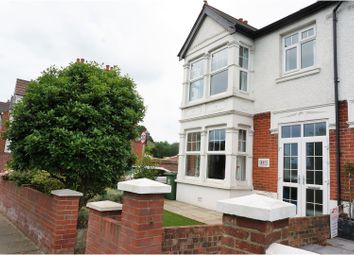 Thumbnail 4 bed end terrace house for sale in Copnor Road, Portsmouth