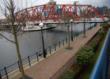 Thumbnail 2 bed flat to rent in Winnipeg Quay, Salford