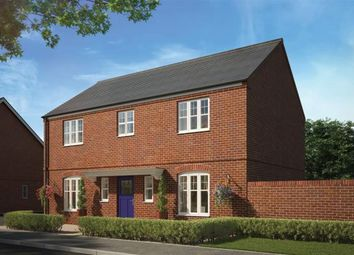Thumbnail 4 bed detached house for sale in Wymington Road, Rushden