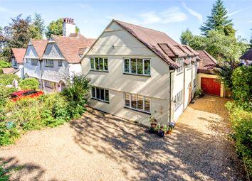 Thumbnail 5 bedroom detached house for sale in Bois Lane, Chesham Bois, Amersham, Buckinghamshire