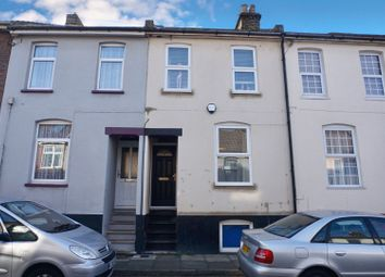 Thumbnail 3 bed terraced house for sale in East Street, Chatham