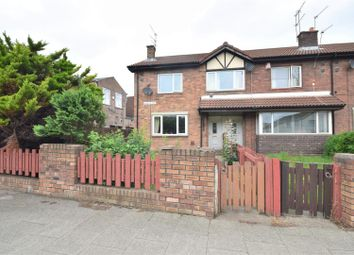 Thumbnail 3 bed end terrace house for sale in Howick Park, Monkwearmouth, Sunderland