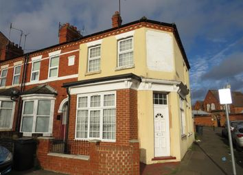 Thumbnail 4 bedroom end terrace house for sale in Mill Road, Wellingborough