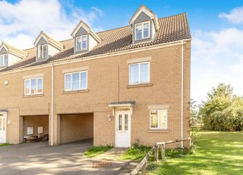 Thumbnail 4 bedroom semi-detached house for sale in Collyns Way, Collyweston, Stamford