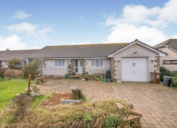 Thumbnail 4 bed bungalow for sale in Luxulyan, Bodmin, Cornwall
