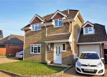 Thumbnail 3 bed detached house for sale in Crabtree Close, Littlehampton