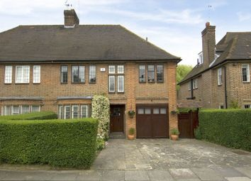 Thumbnail 6 bed property to rent in Litchfield Way, Hampstead Garden Suburb