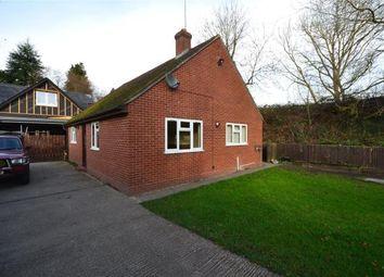 Thumbnail 3 bed detached bungalow to rent in Whitehorse Lane, Newport, Saffron Walden, Essex