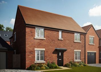 "Thumbnail 4 bed detached house for sale in ""The Casterton"" at St. James Way, Biddenham, Bedford"