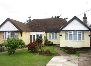 Thumbnail 3 bed semi-detached bungalow to rent in Barbara Close, Rochford