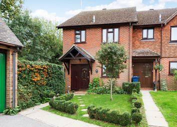 Thumbnail 3 bed terraced house for sale in George Eliot Close, Witley, Godalming