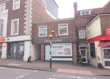 Thumbnail Retail premises for sale in The Broadway, Crowborough
