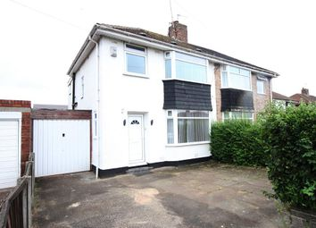 Thumbnail 3 bed semi-detached house to rent in Barford Road, Hunts Cross, Liverpool
