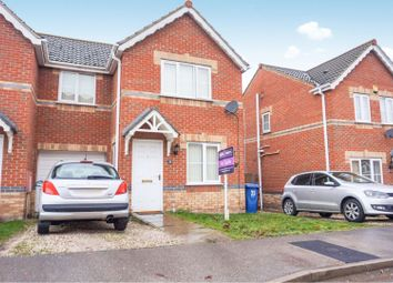 3 bed semi-detached house for sale in Juniper Way, Gainsborough DN21