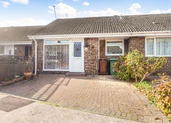 Thumbnail 2 bed terraced bungalow for sale in Tomkins Close, Stanford-Le-Hope