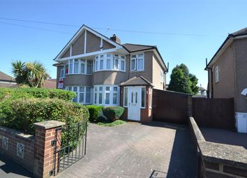 Thumbnail 3 bed semi-detached house for sale in Hereford Road, Feltham