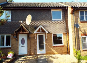 Thumbnail 2 bedroom terraced house to rent in Nicholas Hamond Way, Swaffham