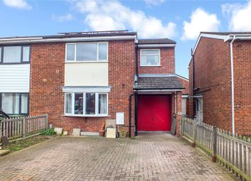 Thumbnail 3 bed semi-detached house for sale in Bishops Road, Eynesbury, St.Neots, Cambridgeshire