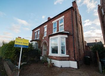 Thumbnail 5 bed semi-detached house for sale in Patrick Road, West Bridgford, Nottingham, Nottinghamshire