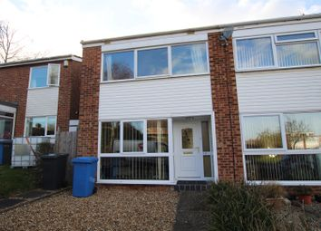 Thumbnail 3 bedroom end terrace house for sale in Waveney Road, Ipswich