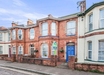 Thumbnail 3 bed terraced house for sale in Belvedere Road, Exmouth