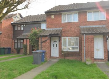 Thumbnail 2 bed terraced house to rent in Rowlands Close, London