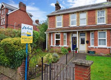 3 bed end terrace house for sale in Prospect Road, Tunbridge Wells, Kent TN2