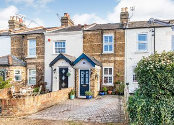 Thumbnail 2 bed terraced house for sale in Church Terrace, Windsor