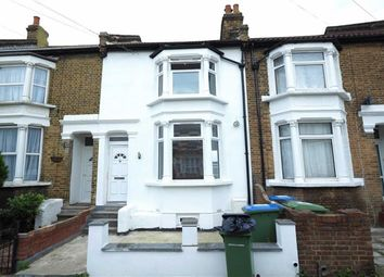 Thumbnail 3 bed terraced house to rent in Saunders Road, Plumstead, London