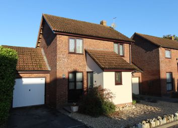Thumbnail 3 bed detached house for sale in Plantagenet Crescent, Bournemouth