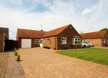 Thumbnail 4 bed detached bungalow for sale in Carisbrooke Way, Weston Hills, Lincolnshire