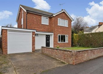 Thumbnail 3 bed detached house for sale in William Road, Ashford, Kent