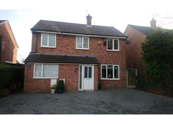 Thumbnail 4 bed detached house for sale in Orrishmere Road, Cheadle