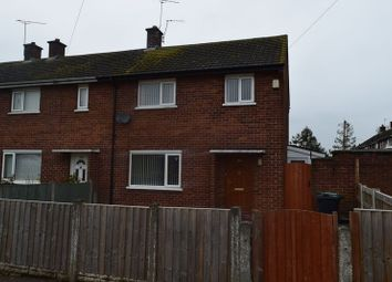 Thumbnail 3 bed terraced house for sale in Blacon Point Road, Blacon, Chester