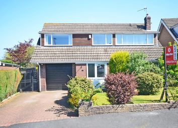 Thumbnail 3 bed detached house to rent in Grove Park Avenue, Church Lawton, Stoke On Trent