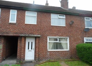 Thumbnail 3 bedroom terraced house for sale in Lorne Road, Blackpool