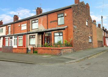 Thumbnail 2 bed terraced house for sale in Wellfield Street, Warrington