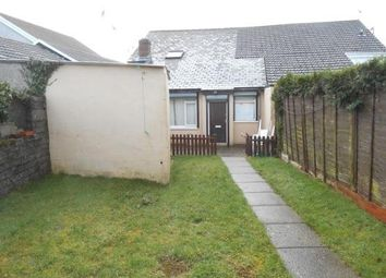 Thumbnail 1 bed flat to rent in The Square, Penpedairheol, Hengoed