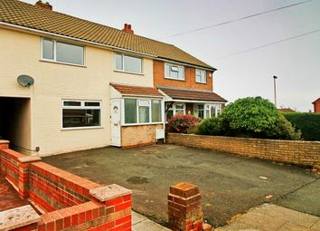 Thumbnail 3 bed terraced house for sale in Lye Cross Road, Tividale, Oldbury