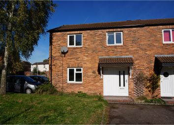 Thumbnail 3 bed end terrace house for sale in Epsom Court, Telford