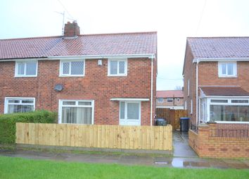 Thumbnail 3 bed semi-detached house to rent in Evesham Road, Middlesbrough