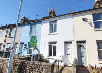 Thumbnail 2 bed terraced house for sale in Tarring Road, Worthing, West Sussex