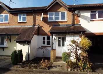 Thumbnail 2 bed terraced house to rent in Spruce Avenue, Whitehill, Bordon