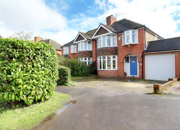 Thumbnail 3 bed semi-detached house for sale in Salcombe Drive, Earley, Reading, Berkshire
