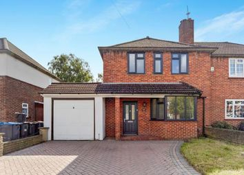 Thumbnail 3 bed semi-detached house for sale in Broadway Close, Sanderstead, South Croydon, .