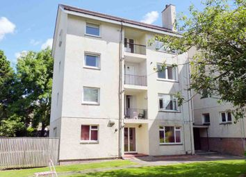 Thumbnail 3 bed flat for sale in Cleland Place, East Kilbride