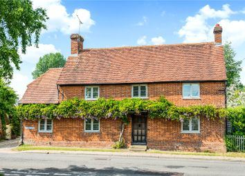 Thumbnail 3 bed detached house for sale in The Street, Whiteparish, Salisbury, Wiltshire