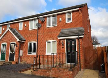 Thumbnail 2 bed town house for sale in Redbridge Close, Ilkeston
